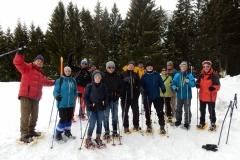 Schneeschuhwanderung 2019